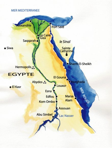 egypte carte a9d2e